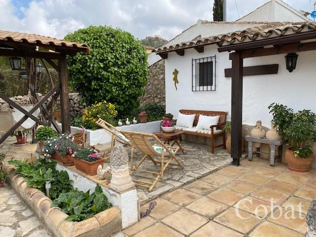 Finca For Sale in Jalon Valley - Photo 20