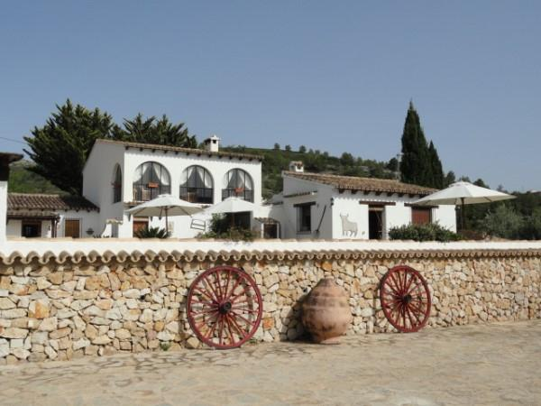 Finca For Sale in Jalon Valley - Photo 1