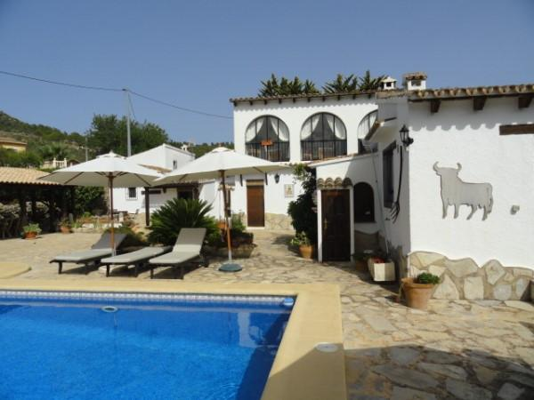 Finca For Sale in Jalon Valley - Photo 3