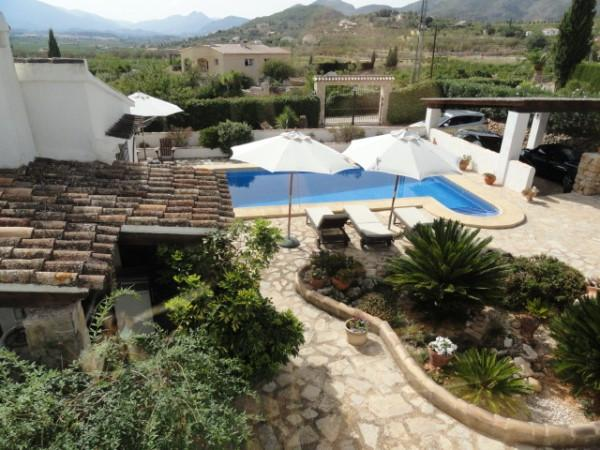 Finca For Sale in Jalon Valley - Photo 6