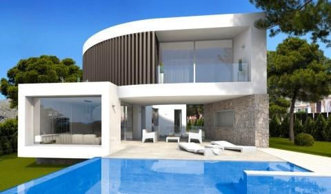 New Build For Sale in Finestrat - 1,050,000€ - Photo 1