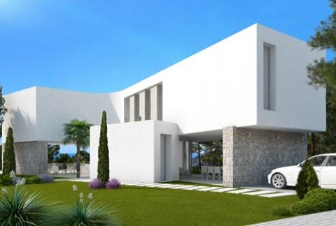 New Build For Sale in Finestrat - 1,050,000€ - Photo 2