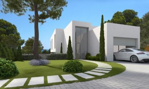 New Build For Sale in Finestrat - 980,000€ - Photo 2