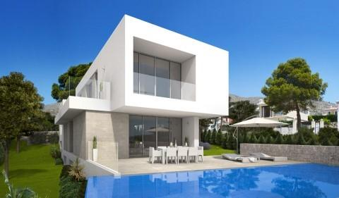 New Build For Sale in Finestrat - 980,000€ - Photo 1