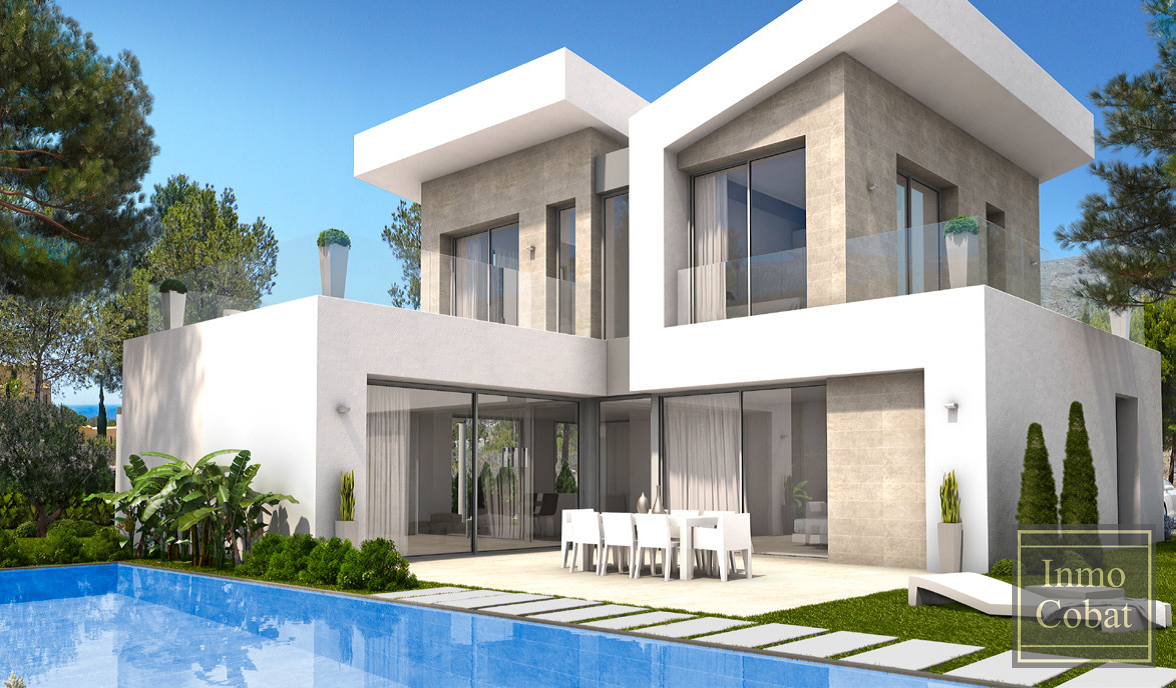 New Build For Sale in Finestrat - 960,000€ - Photo 1