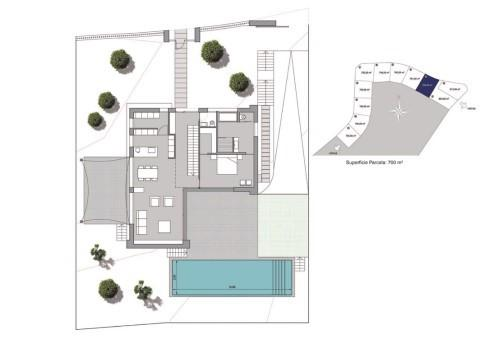 New Build For Sale in Finestrat - 960,000€ - Photo 2