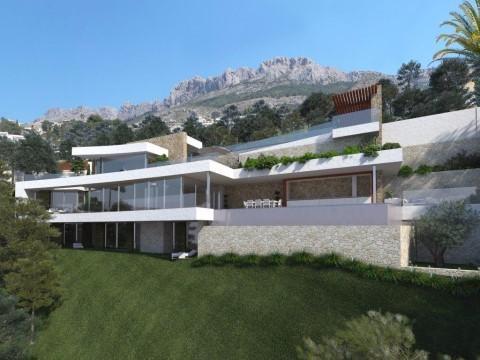 New Build For Sale in Altea - 1,800,000€ - Photo 2