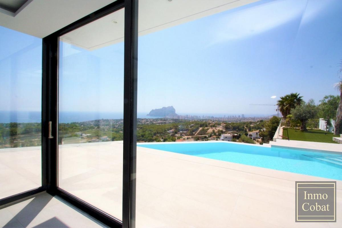 New Build For Sale in Benissa - 1,395,000€ - Photo 2