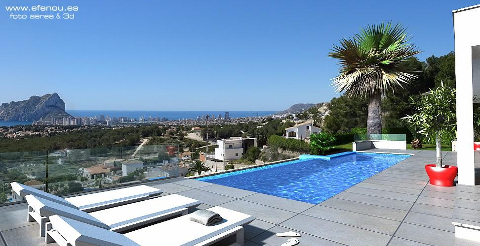 New Build For Sale in Benissa - 1,350,000€ - Photo 2