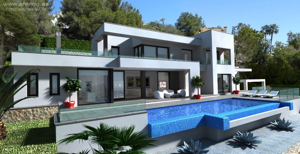 New Build For Sale in Benissa - 1,350,000€ - Photo 1