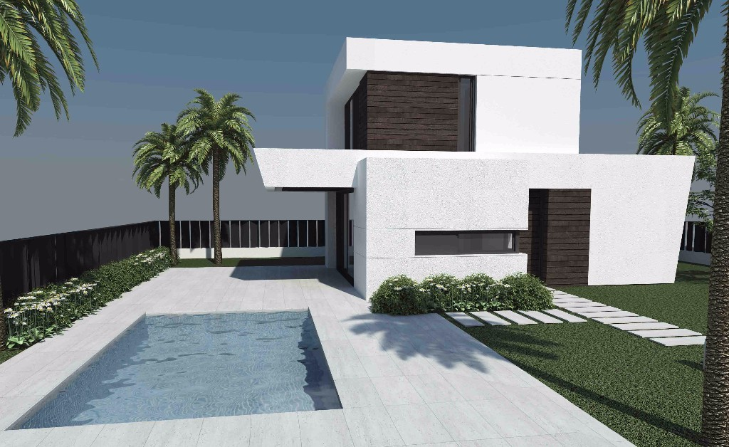 New Build For Sale in Polop - 316,500€ - Photo 1