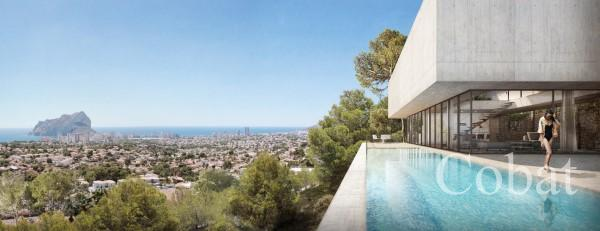 New Build For Sale in Calpe - 2,250,000€ - Photo 2