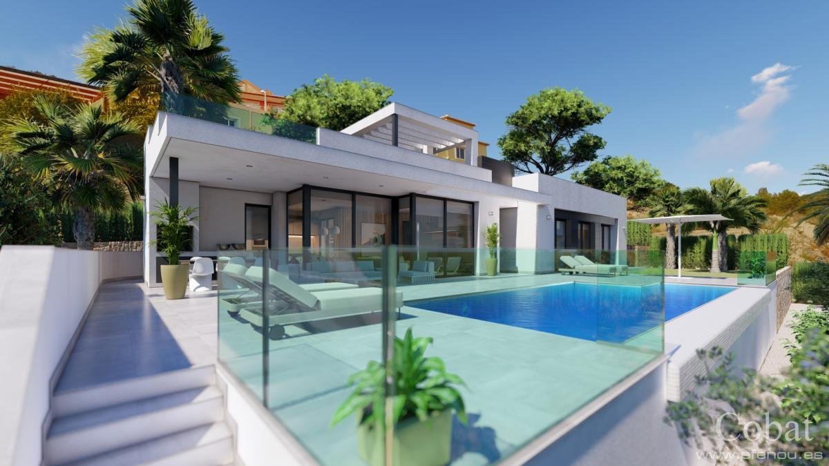 New Build For Sale in Calpe - 675,000€ - Photo 1