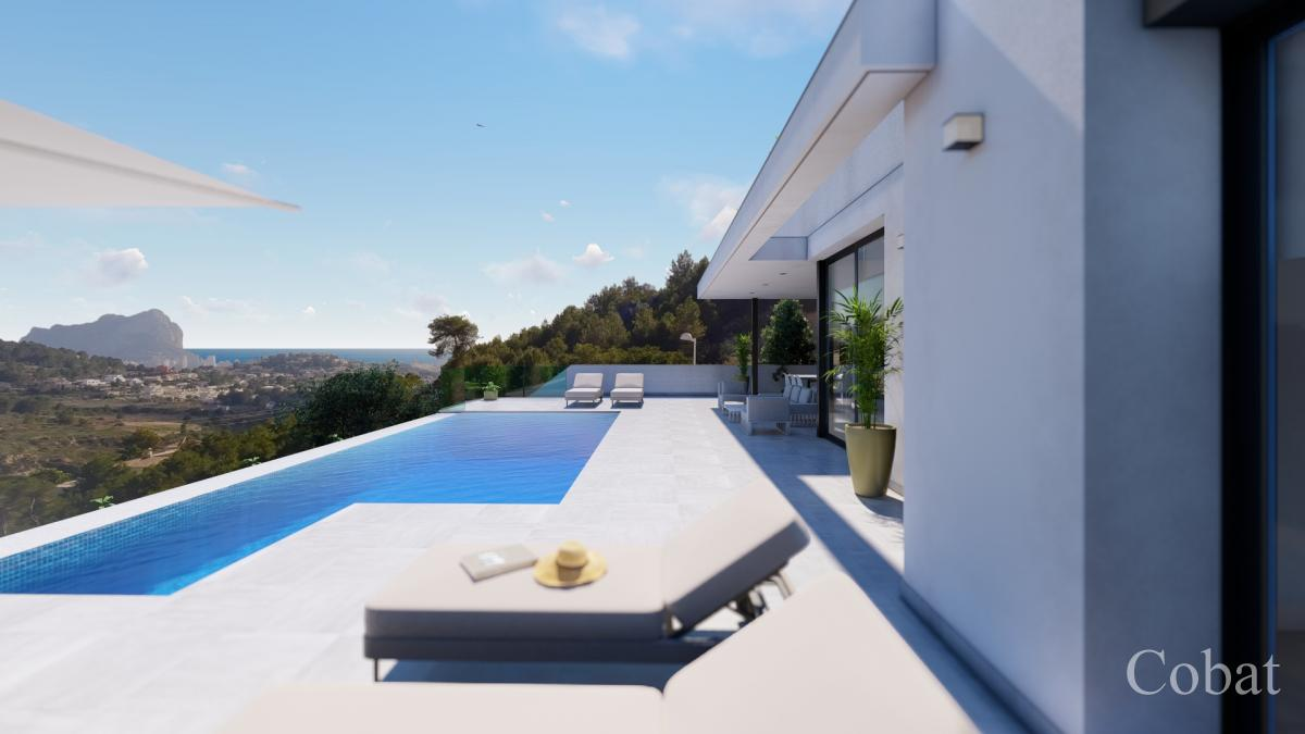 New Build For Sale in Calpe - 675,000€ - Photo 2