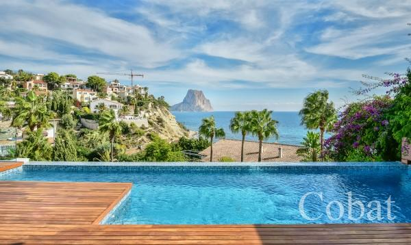 New Build For Sale in Calpe - 3,200,000€ - Photo 2
