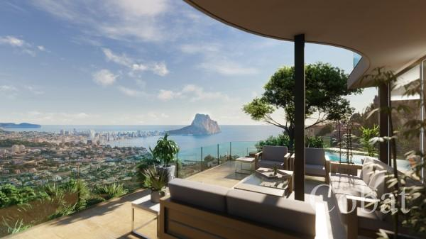 New Build For Sale in Calpe - 1,800,000€ - Photo 2