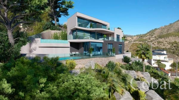 New Build For Sale in Calpe - 1,800,000€ - Photo 1