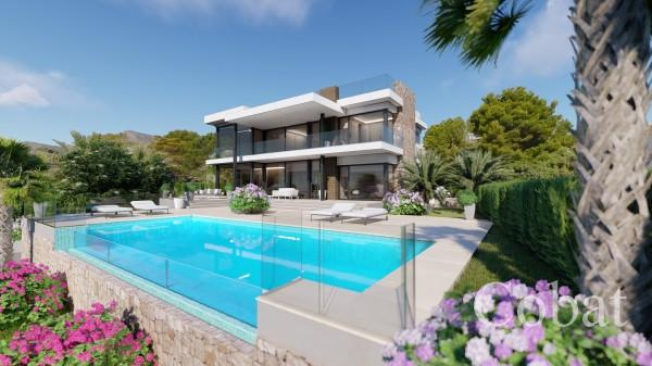 New Build For Sale in Calpe - 3,500,000€ - Photo 1