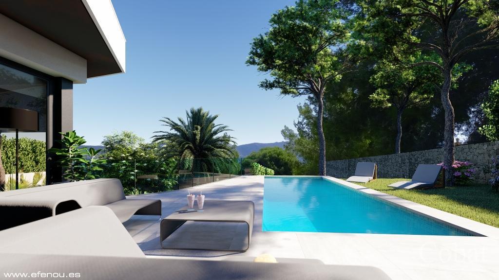 New Build For Sale in Moraira - 895,000€ - Photo 2