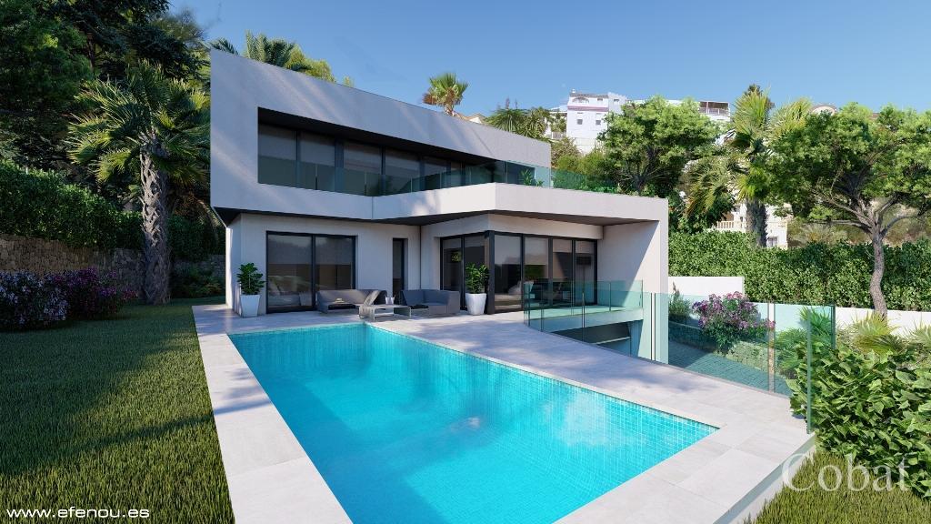 New Build For Sale in Moraira - 895,000€ - Photo 1