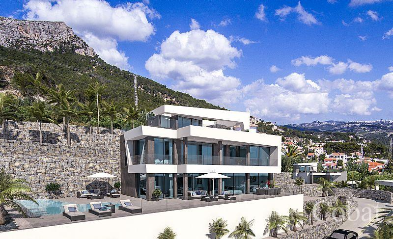 New Build For Sale in Calpe - 1,650,000€ - Photo 1