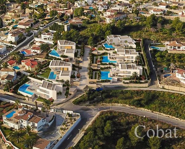 New Build For Sale in Moraira - 1,550,000€ - Photo 2