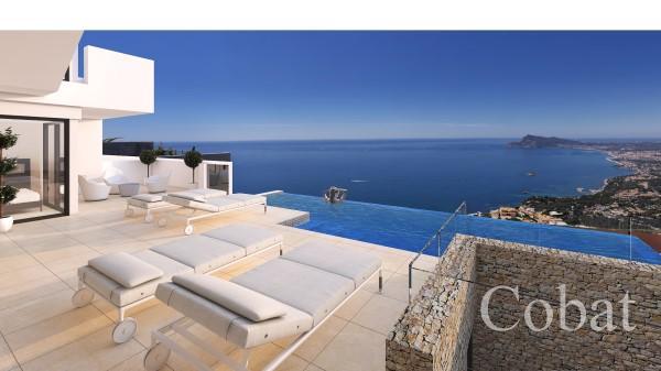 New Build For Sale in Altea Hills - 1,695,000€ - Photo 2