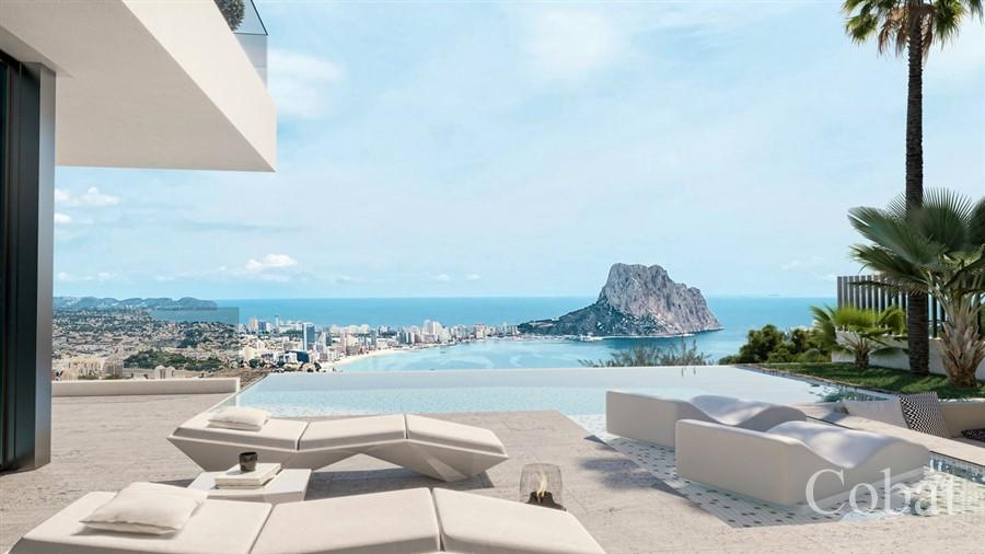New Build For Sale in Calpe - 1,350,000€ - Photo 2