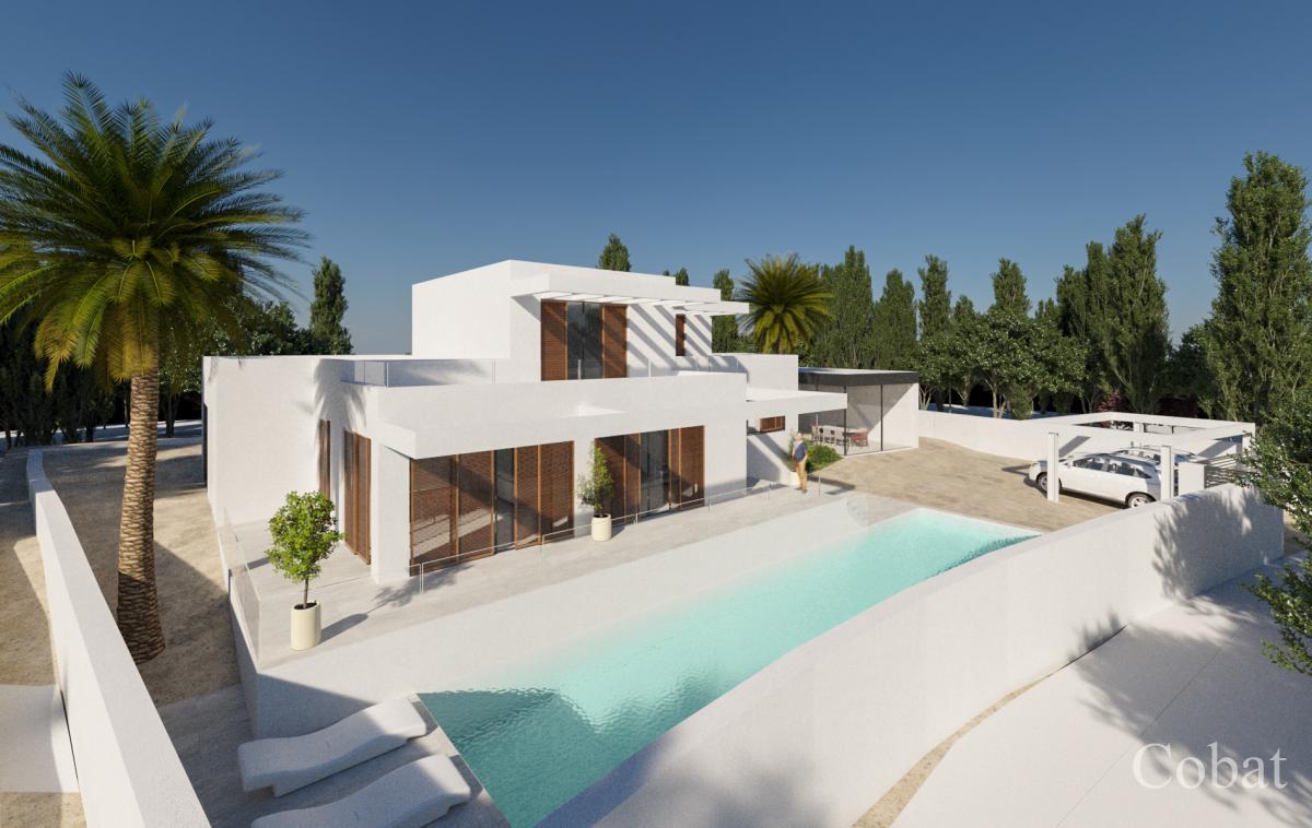 New Build For Sale in Moraira - 1,200,000€ - Photo 1