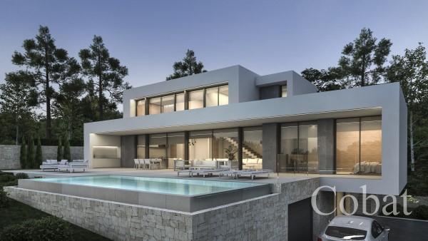 New Build For Sale in Moraira - 1,170,000€ - Photo 1