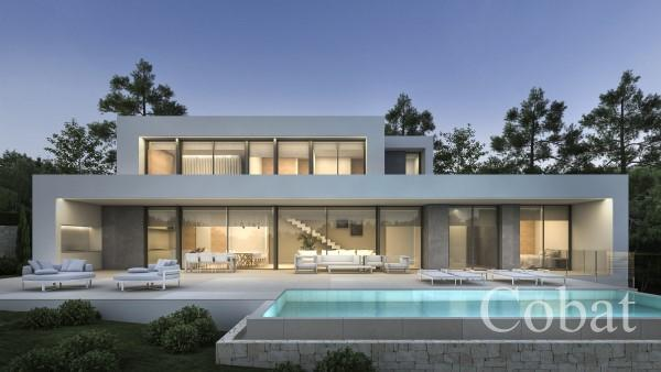 New Build For Sale in Moraira - 1,170,000€ - Photo 2