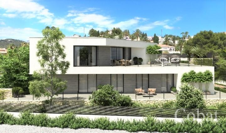 New Build For Sale in Calpe - 765,000€ - Photo 2