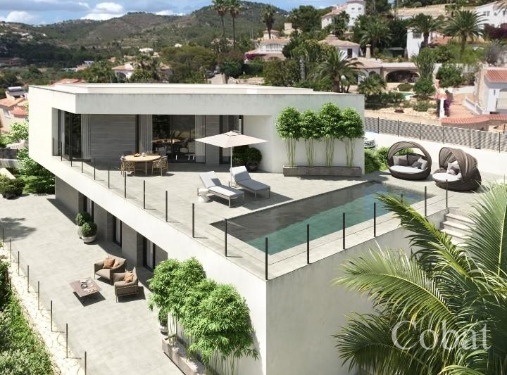 New Build For Sale in Calpe - 765,000€ - Photo 1