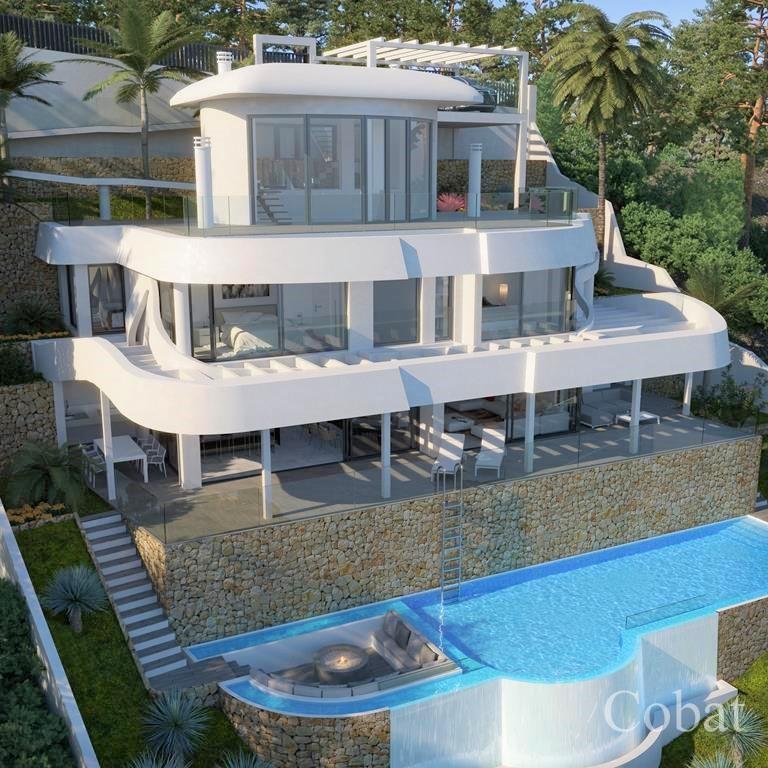 New Build For Sale in Altea Hills - 1,365,000€ - Photo 1