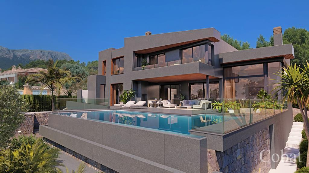 New Build For Sale in Calpe - 1,700,000€ - Photo 1