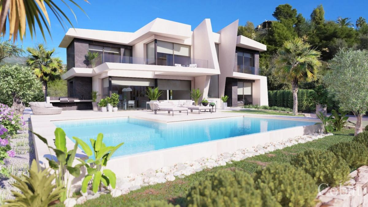 New Build For Sale in Calpe - 1,750,000€ - Photo 1