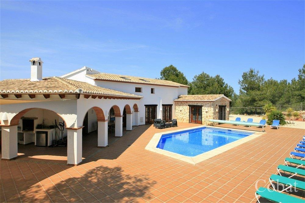 Finca For Sale in Moraira - 895,000€ - Photo 1