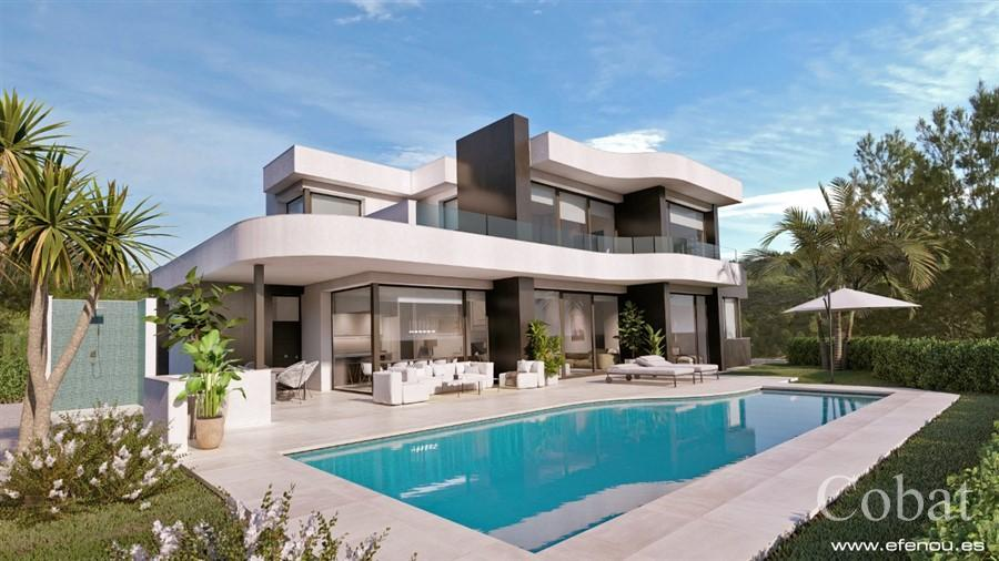 New Build For Sale in Calpe - Photo 1