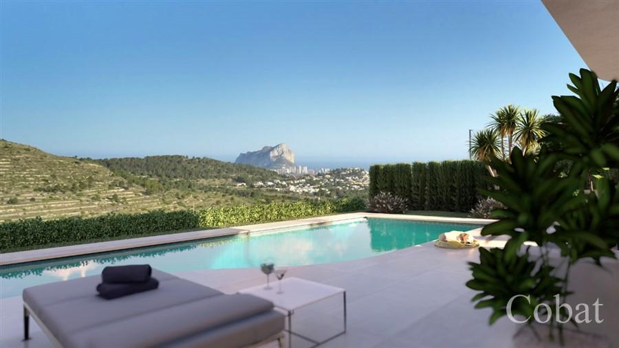 New Build For Sale in Calpe - Photo 2