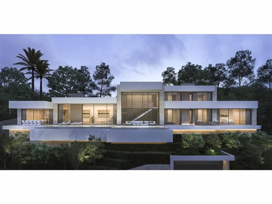 New Build For Sale in Moraira - 2,190,000€ - Photo 1