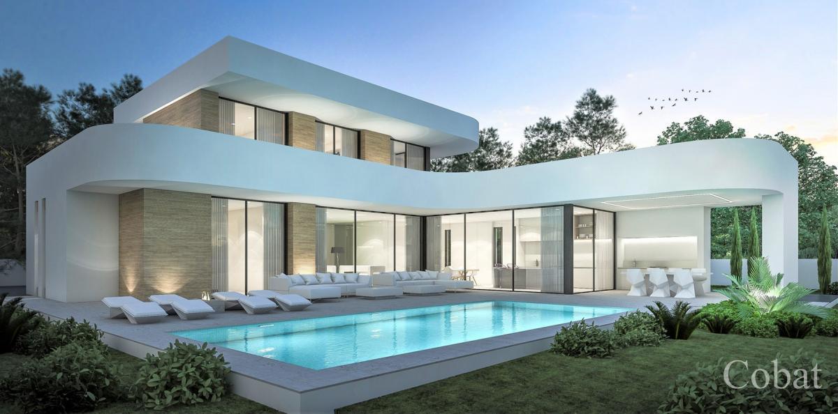New Build For Sale in Moraira - Photo 1