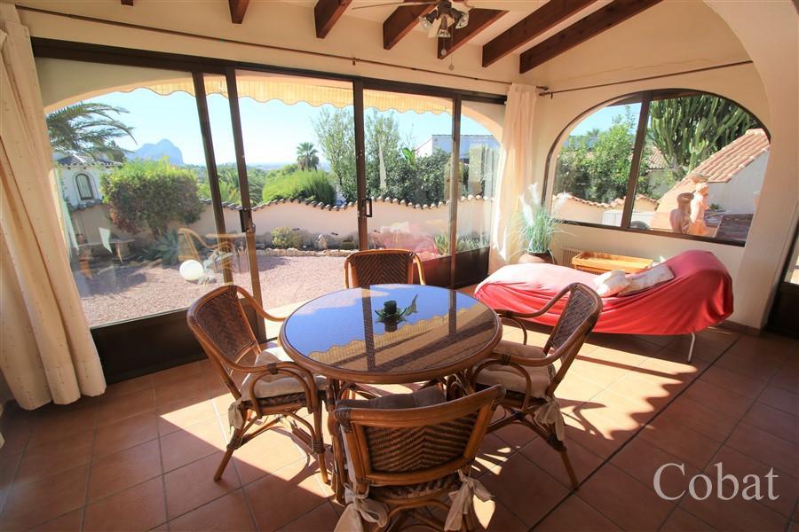 Villa For Sale in Calpe - Photo 13