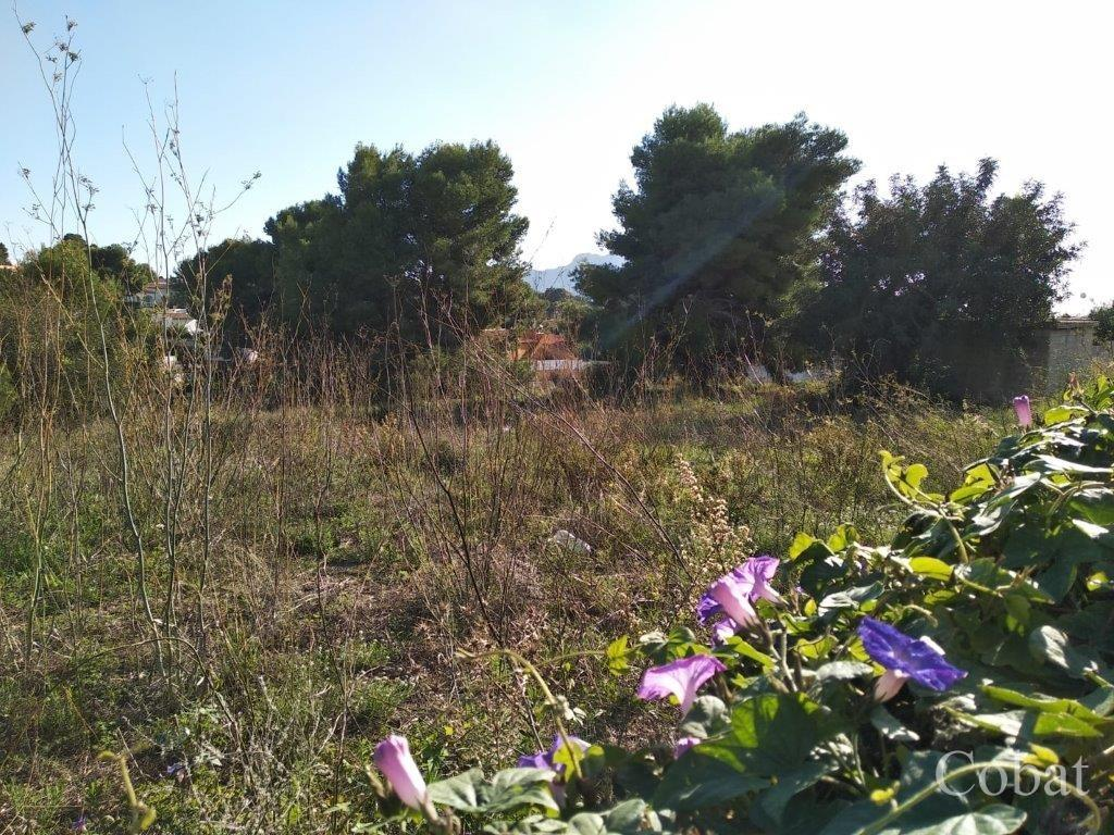 Plot For Sale in Calpe - 156,000€ - Photo 1