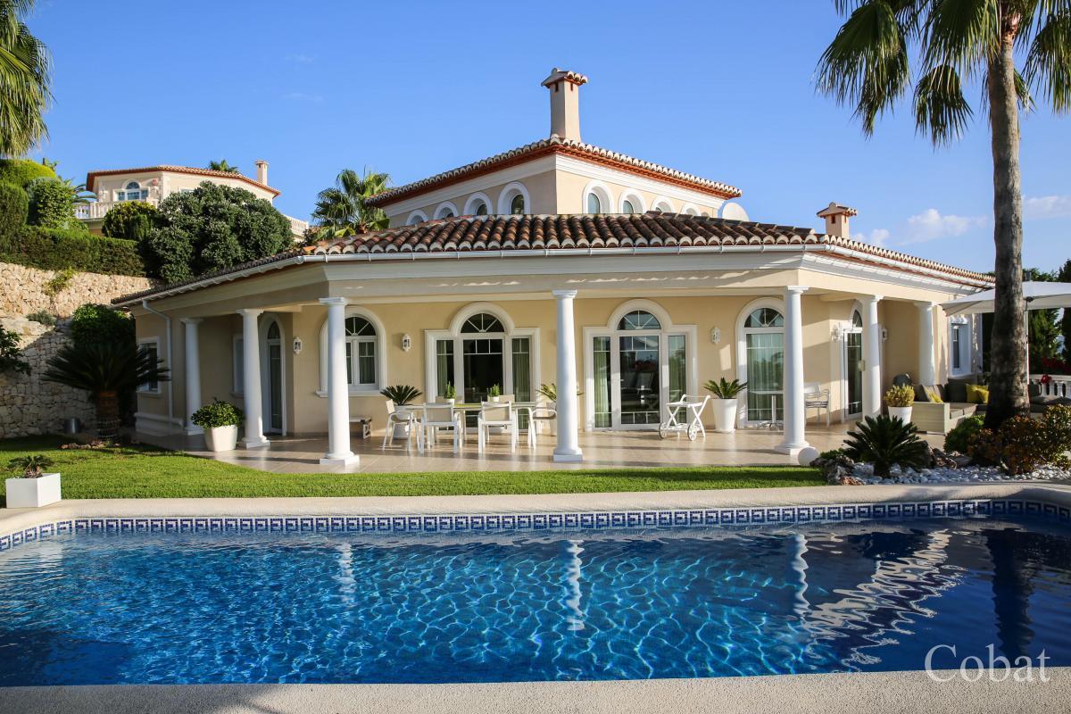 Villa For Sale in Moraira - 895,000€ - Photo 1